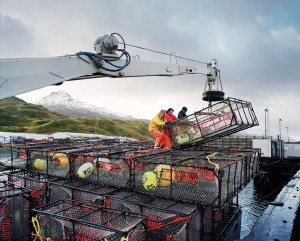 Stacking-Crab-Pots-in-Alaska-by-Corey-Arnold-300x241